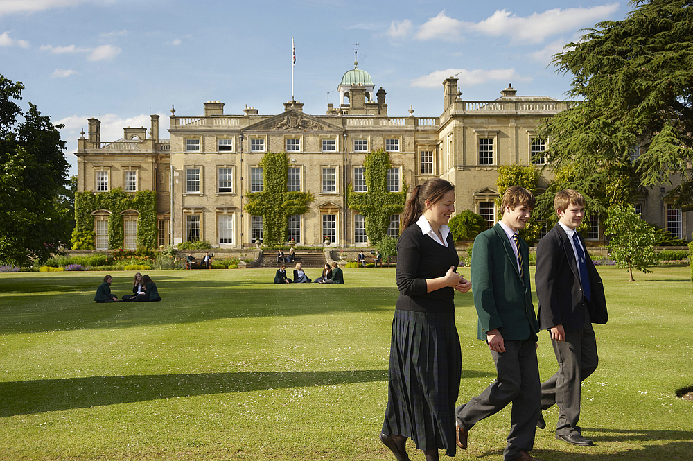 Boarding School England - Copyright