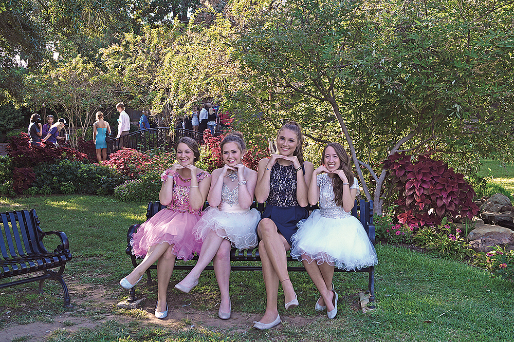 USA High School Prom - Copyright Carl Duisberg Centren