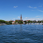 Radolfzell on Lake Constance