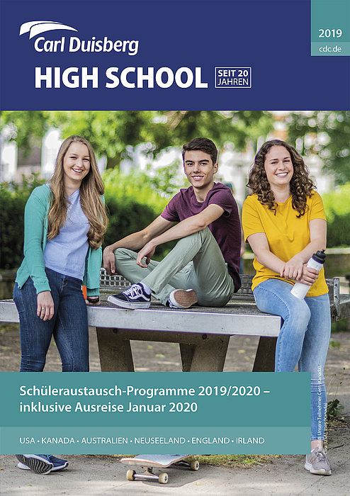 High School Cover 2019/2020 - Copyright